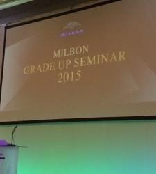 MILBON Grade Up Seminar 2015