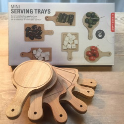 Mini Serving Trays Set of 6